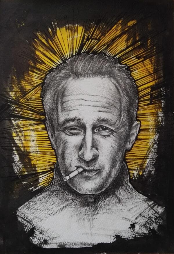 portrait bernard poelvoorde